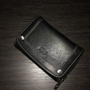 NWOT Leather Roots Wallet